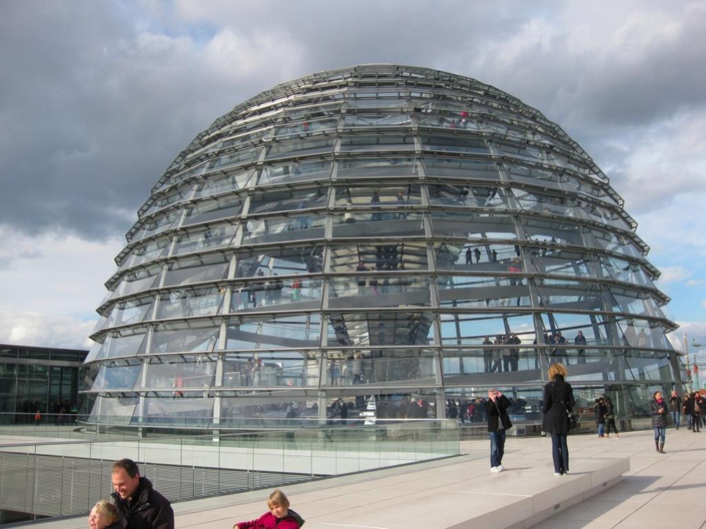 Berlin City Auto >> Besichtigung im Bundestag Berlin