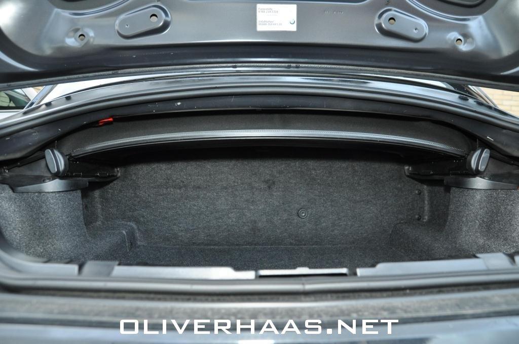 bmw z4 e85 kofferraum z4 cabrio roadster kofferraumvolumen. Black Bedroom Furniture Sets. Home Design Ideas