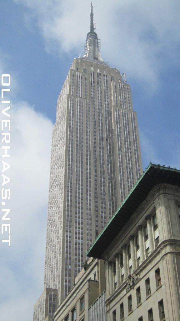 slideshow empire state building new york. Black Bedroom Furniture Sets. Home Design Ideas
