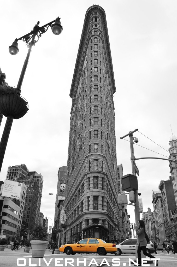New york city flatiron building das ikea bild for Ikea new york city