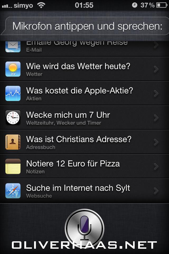 mailbox ändern iphone