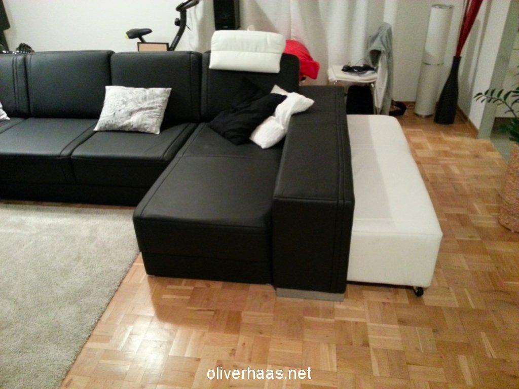 Sofakaufhaus Bruno Remz Couch Wohnlandschaft Aus Leder