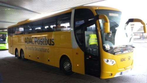 ADAC Postbus