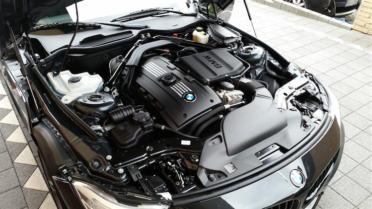 Z4 35i Motor