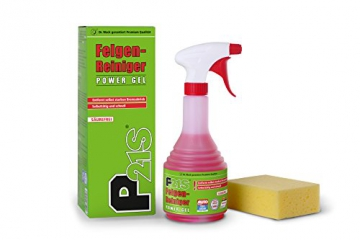 P21S Felgen-Reiniger POWER GEL, 1250, 500 ml - 1
