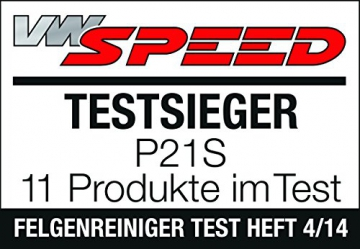 P21S Felgen-Reiniger POWER GEL, 1250, 500 ml - 9