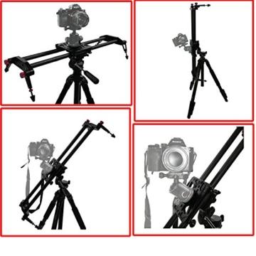 Kamera Slider 120cm