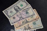 amerikanische-dollarnote