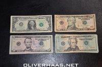 amerikanische-dollarnoten