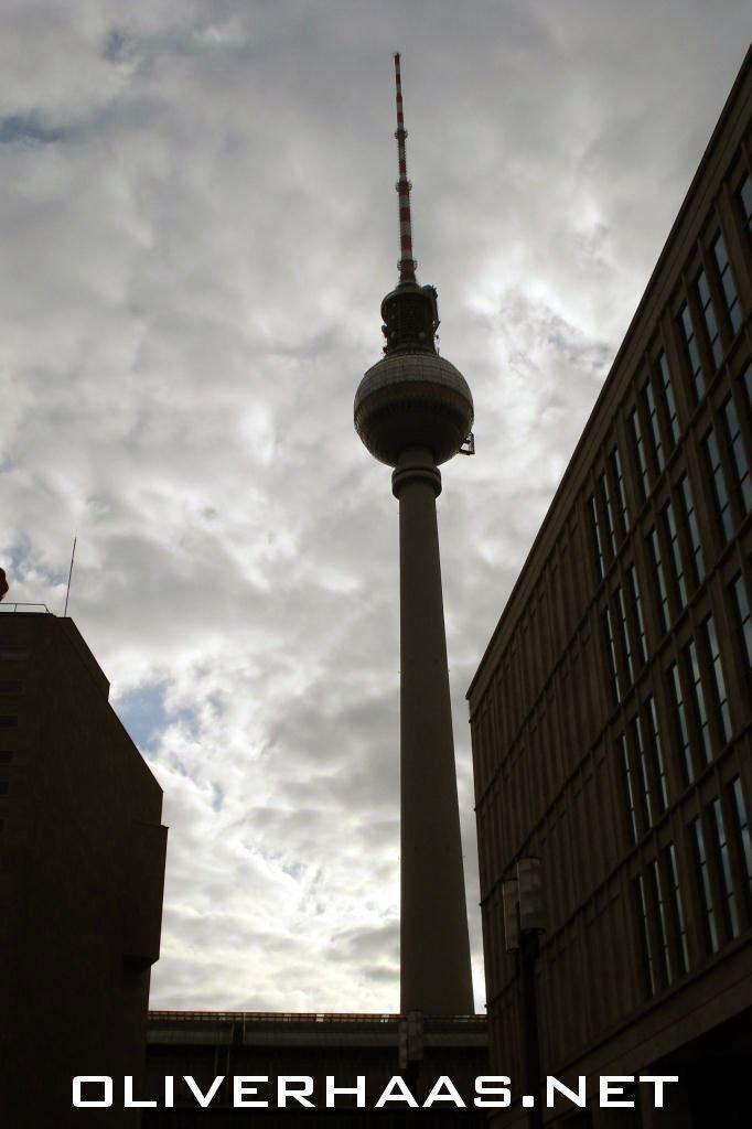 Fernsehturm Berlin Eintrittspreis