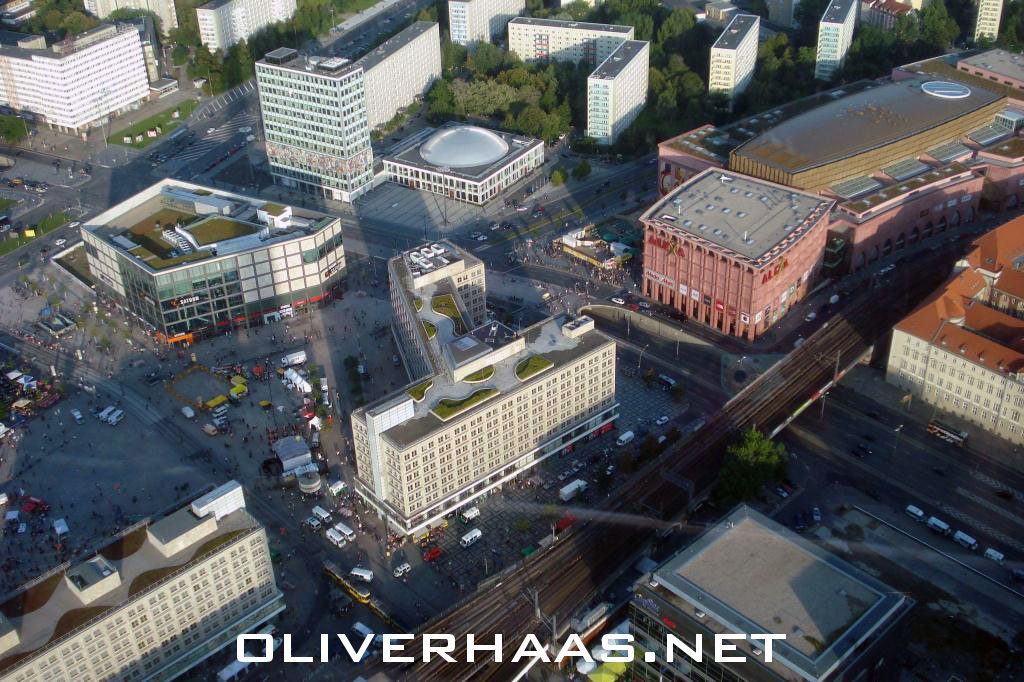 Eintrittspreis Fernsehturm Berlin