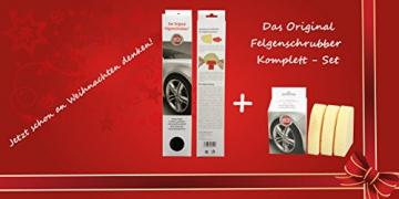 Der Original-Felgenschrubber® Felgenbürste Felgenreiniger - 4