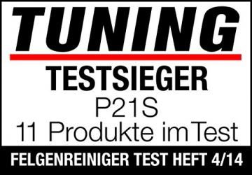 P21S Felgen-Reiniger POWER GEL, 1250, 500 ml - 15