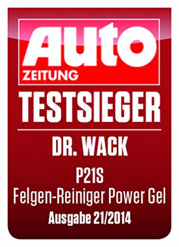 P21S Felgen-Reiniger POWER GEL, 1250, 500 ml - 3