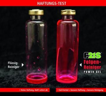 P21S Felgen-Reiniger POWER GEL, 1250, 500 ml - 6