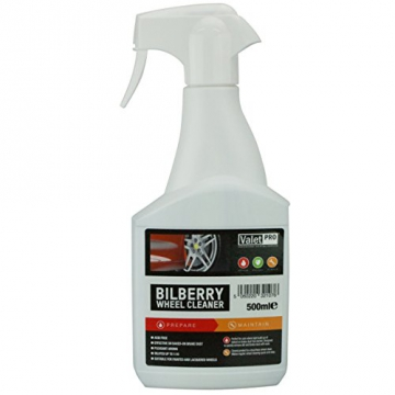 ValetPro Bilberry Wheel Cleaner Felgenreiniger 500ml Sprühflasche - 2